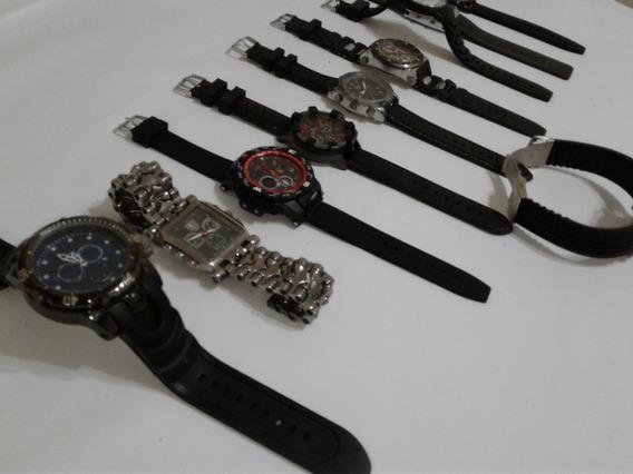 Lote Kit De Relógios Antigos Para Relojoeiro Coleção Barato