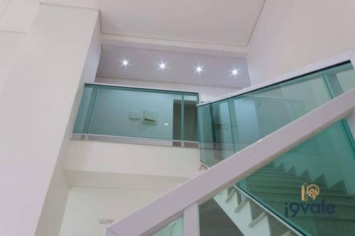 Casa À Venda, 443 M² Por R$ 1.600.000,00 - Cidade Nova Jacareí - Jacareí/sp - Ca1509