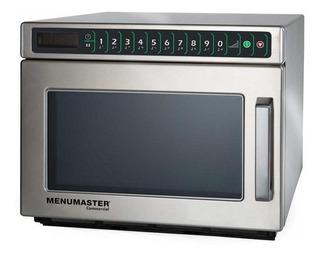 Microondas Menumaster Commercial MDC12A2 acero inoxidable 17L 110V