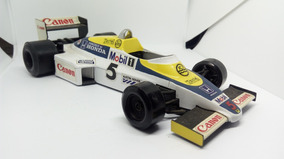 Williams Fw-08 Nigel Mansell Da Burago