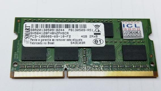 Memoria Smart 10600 4gb Para Notebook Positivo Sim+ 700
