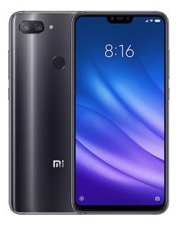 Celular Xiaomi Mi 8 Lite 64gb[ 4gb Versao Global +nota Fisc