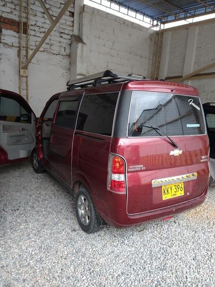 Chevrolet N200 Buceta