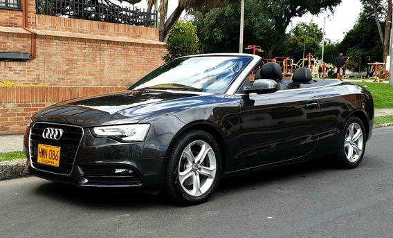 Audi A5 Cabriolet 1.8 Turbo Aut/sec. Full Equipo. Excelente