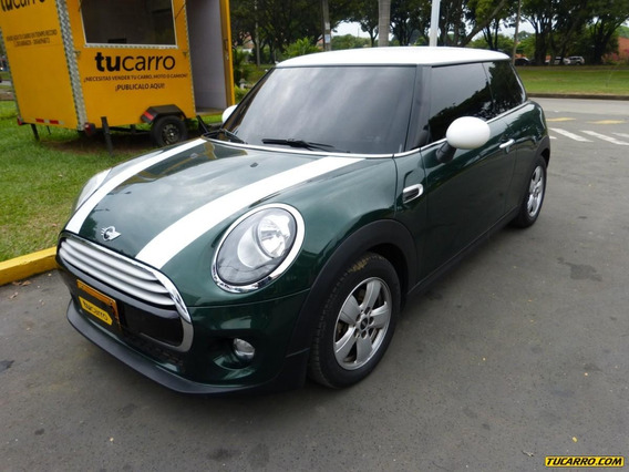 Mini Cooper At 1500cc