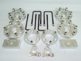 Combo Espaçador Rodas 38mm + Kit Lift 2