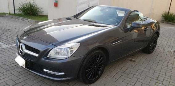 Mercedes-benz / Slk 200 Cgi 1.8 Turbo - 2012/2012