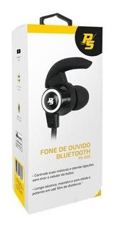 Fone De Ouvido Bluetooth Preto Ps-005