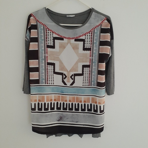 Blusa Zara, Talla S, Usada