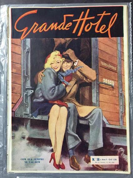 Revista Grande Hotel N°16