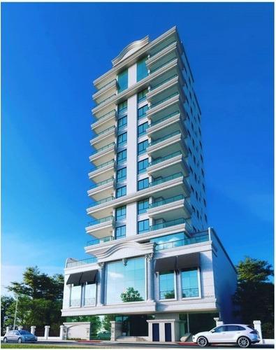 Imagem 1 de 9 de Apartamento Meia Praia Itapema - 102137