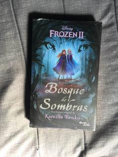 Frozen 2 Bosque De Sombras (libro Completamente Nuevo)