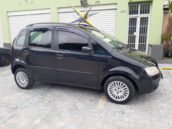 Fiat Idea 1.4 Flex Elx 2010 Completa $ 19800 Financiamos
