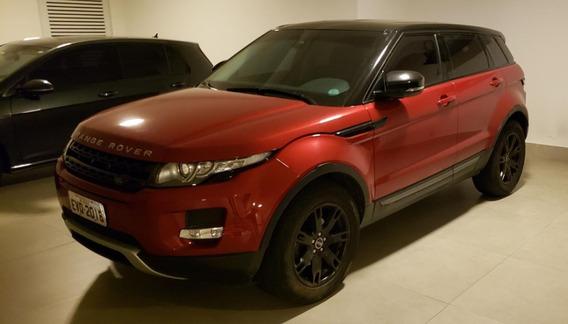Land Rover Evoque - Blindado