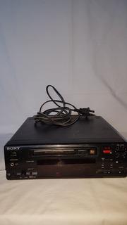 Grabadora De Minidisck Sony Model Mds 101 (leer Descripcion)