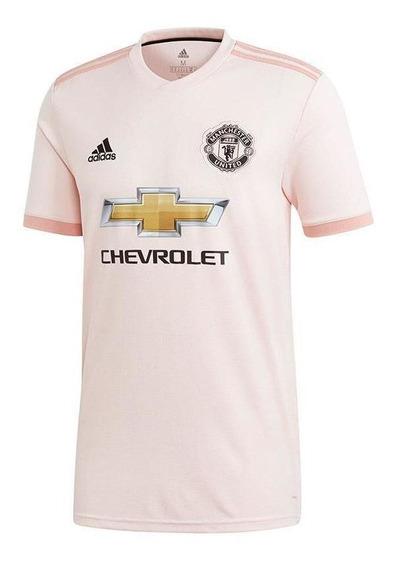 adidas Camiseta Alternativa - Manchester United Third Kit 18