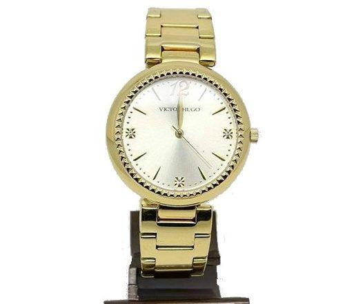 Relógio Victor Hugo Vh10154lsg/06m
