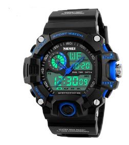 Relógio Masculino Skmei Esportivo Resistente A Shock