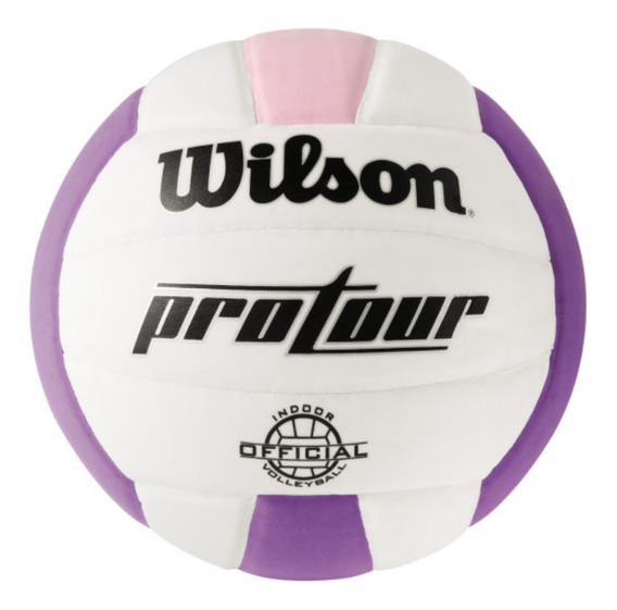 Balon Volleyball Wilson Pro Tour Purple 5 // Bamo