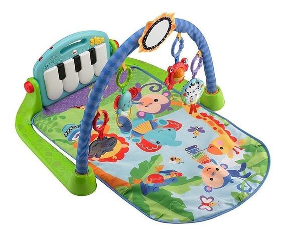 Fisher-price Gimnasio Piano Pataditas Musicales Niños