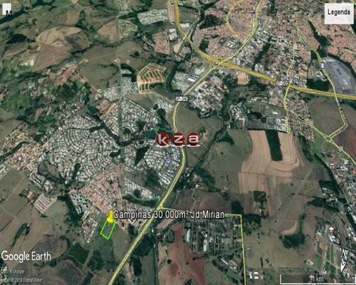 Imagem 1 de 3 de Area Para Incorporação De Apartamentos Mcmv, Campinas. - Ar00310 - 33501439