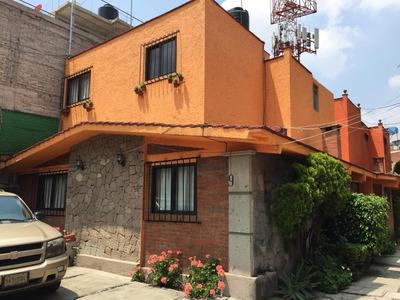 Casa En Condominio Col. Xoco Unica En La Zona