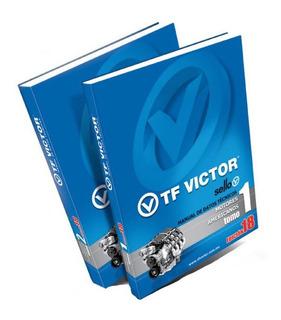 Super Pack De Manuales Tf Victor 14, 18, 19 Y 20 + Regalo