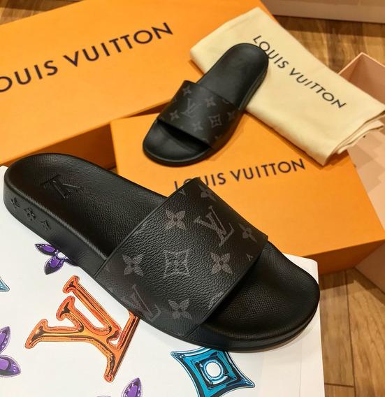 Chinelo Louis Vuitton Lv Mule