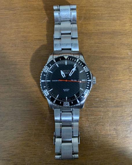 Relógio Mido Ocean Star 200m Automático