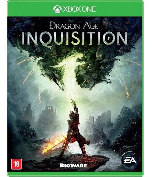 Dragon Age Inquisition Xbox One Digital + 2 Jogo Grátis
