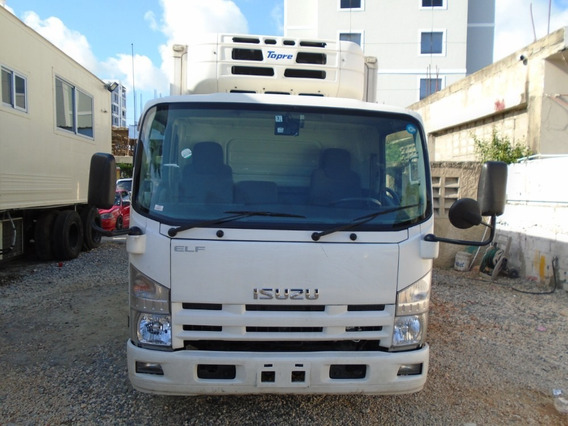 Isuzu Elf Camion Refrigerado 2012