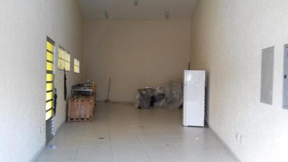 Salão Para Alugar, 80 M² Por R$ 1.200,00/mês - Vila Formosa - São Paulo/sp - Sl0100
