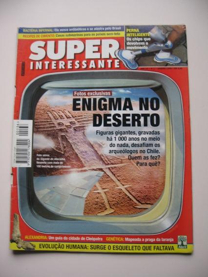 Revista Super Interessante - Nº 136 - Enigma Do Deserto