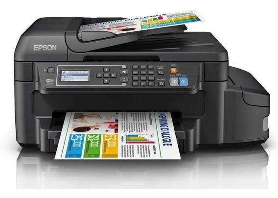 Impressora Multifuncional Wifi Epson L656 Ecotank