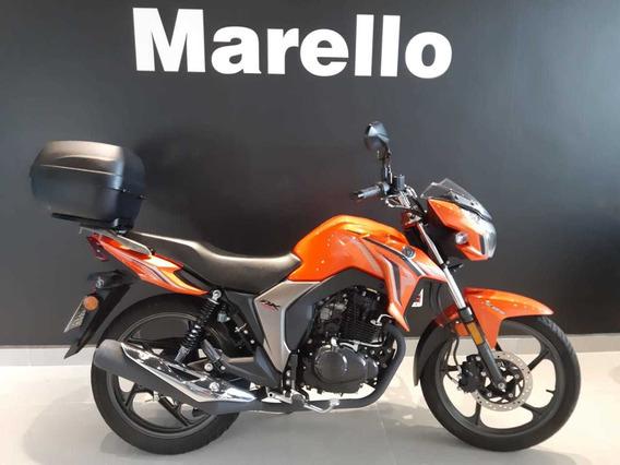 Haojue Dk 150 Honda 160 Yamaha Fazer 150