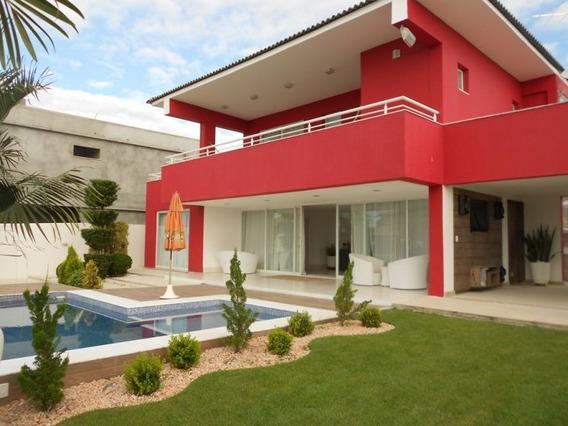 Casa Em Condomínio Com 4 Quartos Para Comprar No Barra Do Jacuípe Em Camaçari/ba - 177
