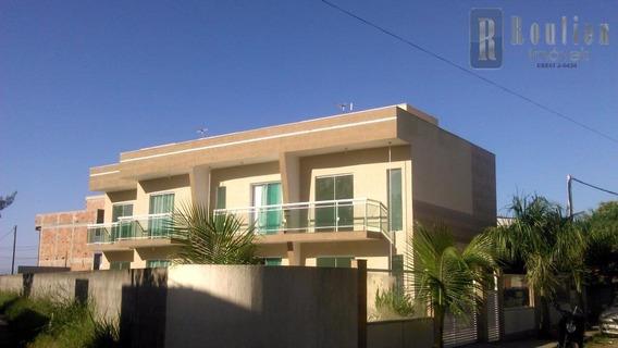 Casa Com 2 Dormitórios À Venda, 75 M² Por R$ 220.000,00 - Barra De São João - Centro - Casimiro De Abreu/rj - Ca0128