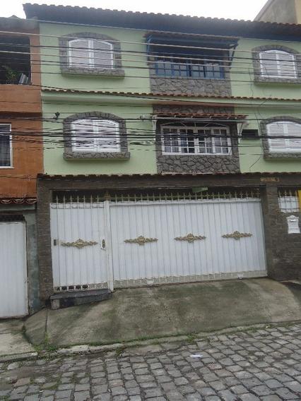 Casa Triplex Para Locação - Praça Seca, Jacarepaguá - Ca00137 - 4732230