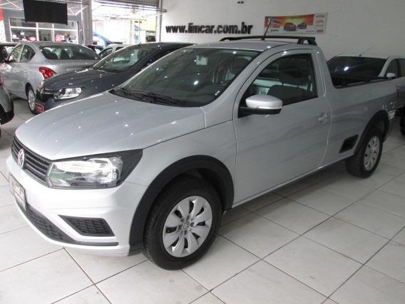 Volkswagen Saveiro 1.6 Trendline Zero De Entrada Unico Dono