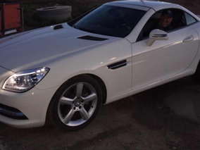 Mercedes-benz Clase Slk 1.8 Slk200 Cgi B.efficiency At 2012
