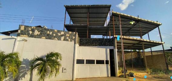 Venta Hermosa Quinta En Puerto Ordaz Sector Mini Finca