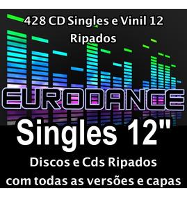 Cdj Eurodance Euro Dance Singles Completos