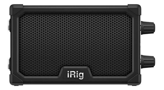 Micro Amplificador Irig Nano Amp Ik Multimedia 1x3 3w Ios