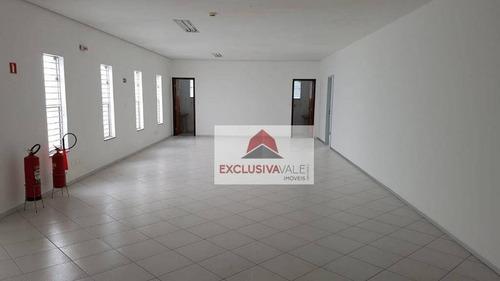 Ponto Para Alugar, 860 M² Por R$ 27.000,00/mês - Jardim Esplanada - São José Dos Campos/sp - Pt0037