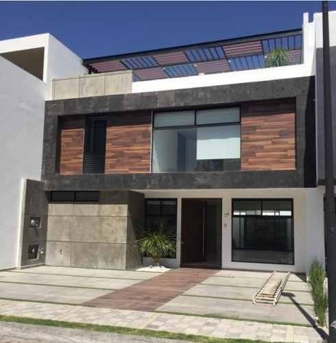 Venta De Casa Nueva En Parque Zacatecas Lomas De Angelopolis