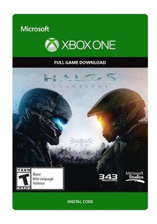 Halo 5 Guardians - Xbox One - Key Codigo Digital