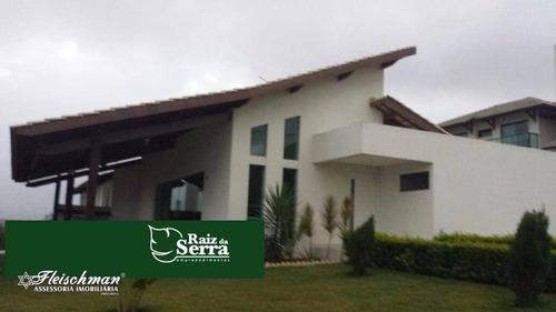 Imagem 1 de 8 de Casa Com 5 Dormitórios À Venda, 260 M² Por R$ 920.000,00 - Santana - Gravatá/pe - Ca0129