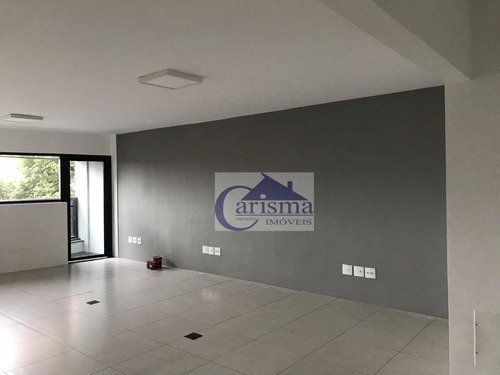 Imagem 1 de 5 de Sala Para Alugar, 75 M² Por R$ 3.000,00/mês - Jardim - Santo André/sp - Sa0211