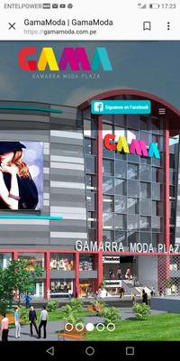 Alquiler De Local Comercial En Gamarra Moda Plaza