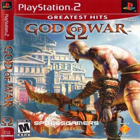 God Of War 1 Legendado Em Português Ps2 Desbloqueado Patch
